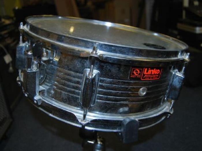 caisse claire linko 14 x 5 snare drum batterie occasion. Black Bedroom Furniture Sets. Home Design Ideas