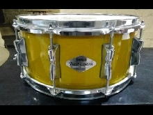 Caisse Claire Yamaha Beech Custom 14x6,5 Made In Japan Snare Perfect Condition