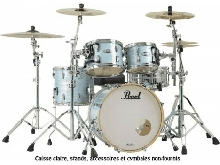 Pearl MCT904XEPC-414 - Batterie Masters Maple Complete Fusion 20