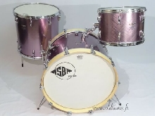 batterie ASBA drums 1972
