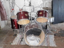 SET DE BATTERIE ACOUSTIQUE DRUM KIT - Stagg