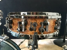 Caisse claire Sonor Sq2 Golden Madrone 14x5