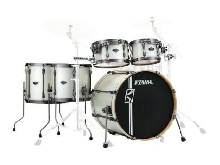 Tama Superstar Hyper-Drive Maple ML52HLZBNS-SAP Satin Artic - Batterie acoustiq