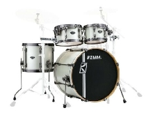 Tama Superstar Hyper-Drive Maple ML42HLZBNS-SAP - Satin Artic - Batterie acoust