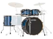 Tama Superstar Hyper-Drive ML42HLZBNS-VBM Vintage Blue Metallic - Batterie acou
