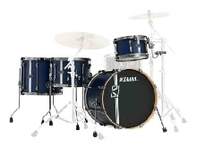 Tama Superstar Hyper-Drive Duo ML40HZBN2-SBV Satin Blue - Batterie acoustique 4