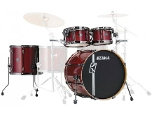 Tama Superstar Hyper-Drive Maple ML42HLZBNS-CCW Cherry Wine - Batterie acoustiq
