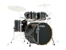 Tama Superstar Hyper-Drive Maple ML42HLZBNS-DMF Dark Mocha Fade - Batterie acou
