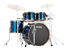 Tama Superstar Hyper-Drive Maple MK42HLZBNS-ISP Indigo Sparkle - Batterie acous