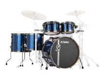 Tama Superstar Hyper-Drive Maple MK52HLZBNS-ISP Indigo Sparkle - Batterie acous