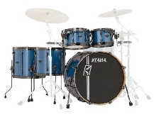 Tama Superstar Hyper-Drive Maple ML52HLZBNS-VBM Vintage Blue Metallic - Batteri
