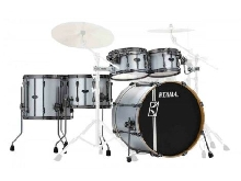 Tama Superstar Hyper-Drive Duo ML52HZBN2-SSV Silver - Batterie acoustique 5 fût