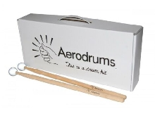 Aerodrums - batterie électronique virtuelle