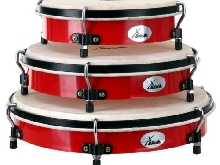 3x SET CAISSE CLAIRES PERCUSSION MAIN 8