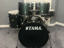 Tama Drum Set - 4 drums-