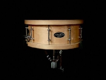 Pacific Drums (PDP) Concept Series Wood Hoop Maple Snare, 5.5