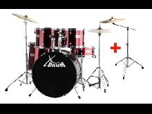 cymbale crash occasion