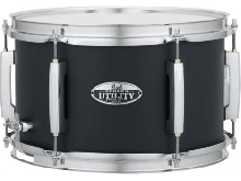 Pearl MUS1270M-234 - Caisse claire série Modern Utility - Black Ice 12x7